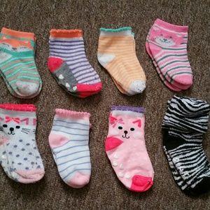 👯$2 IF BUNDLE. toddler socks